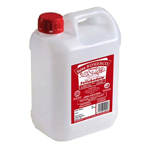 Feliubadaló - Salsa Romesco Liquido 2L
