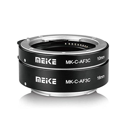 Meike mk-c-af3C tubo di prolunga macro Fit fotocamera mirrorless Canon eos-m eos-m2eos-m310mm 16mm free Conbination