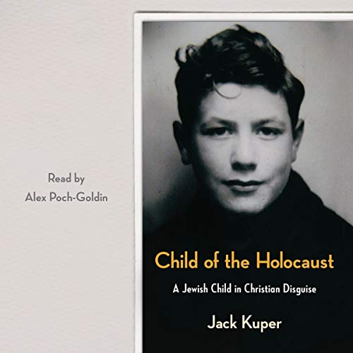 Child of the Holocaust audiobook cover art