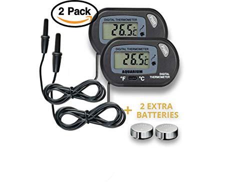 aquarium digital thermometer - 6