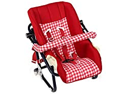 Infanto Baby Car Seat (Red),New Natraj Industries,42