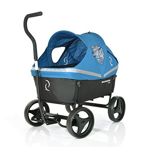 """Beach Wagon Company Verdeck für Bollerwagen """"Lite"""", Blau"""