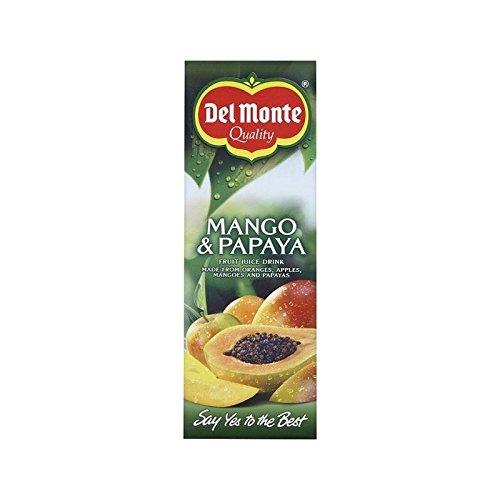 Del Monte Mango & Papaya-Saft Trinken 1L