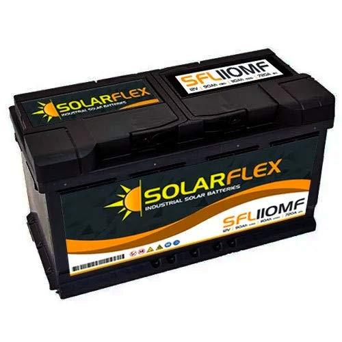 SFL110 Solarflex Industrial Solar Accu 12V 70Ah 90Ah 110Ah
