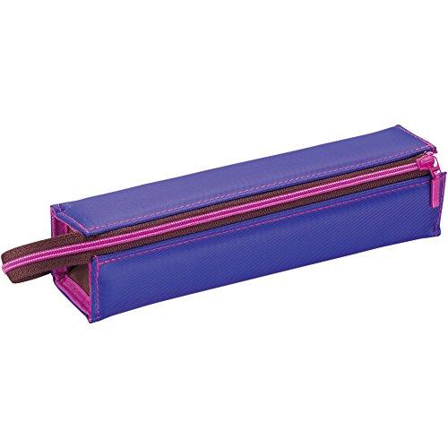 Kokuyo pen case become a tray C2 Shitsu Purple F-VBF140-6