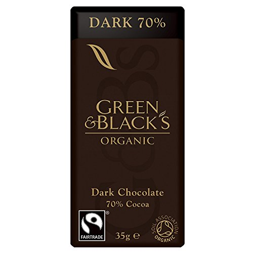 Green & Black's Dark 70% 35g Bar (Box of 30)