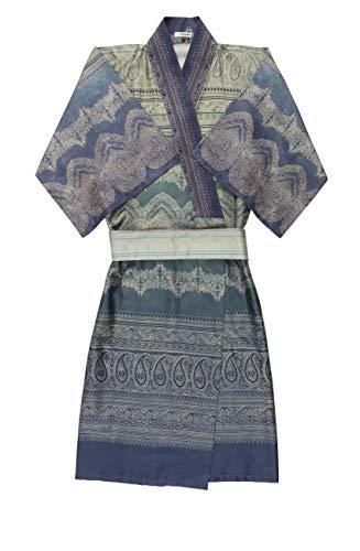 Bassetti Kimono   Brunelle schi V4–S de m