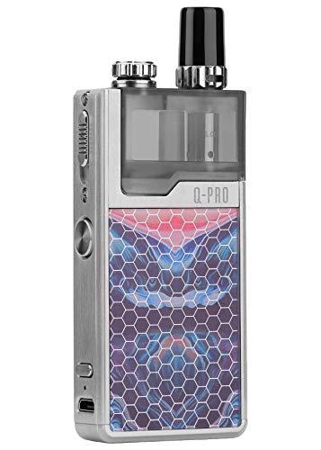 Lost Vape Original Q Pro E-Zigaretten Set - Pod System - 950mAh Akku - MTL und DL - 2ml Tankvolumen - Farbe: silber-fantasy