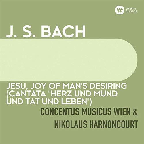 Concentus musicus Wien, Johann Sebastian Bach & Nikolaus Harnoncourt