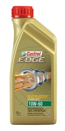 Castrol EDGE Huile Moteur 10W-60 1L
