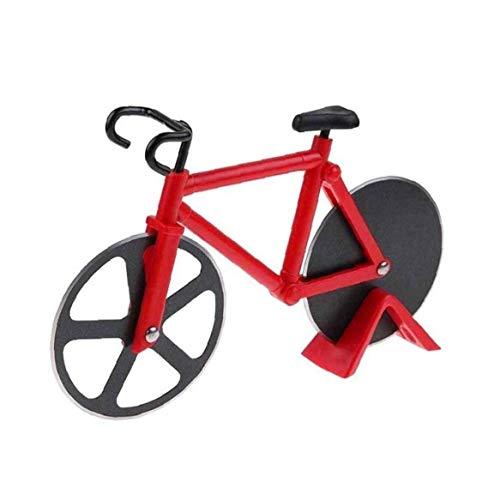 Zonster Acero Inoxidable de Bicicletas Cortador de Pizza de Cocina Pizza de Rodillos de Corte Herramientas Wheel Pizza Cuchillos Cocina casera de la hornada Herramientas