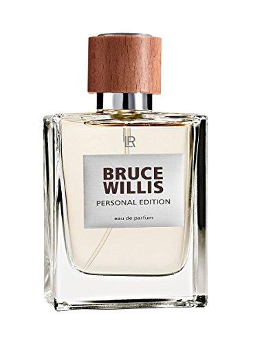 LR Bruce Willis Personal Edition Eau de Parfum für Männer 50 ml