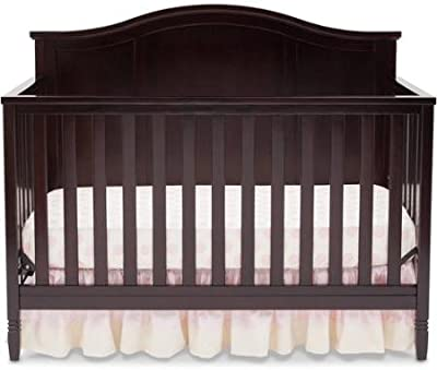 Amazon Com Suite Bebe Bailey 4 In 1 Convertible Crib Espresso Baby