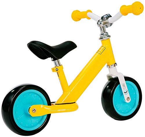 FEE-ZC Seggiolino Regolabile Universale per Bici Regolabile Bambino Senza Pedale Bicicletta per 2-6 Anni