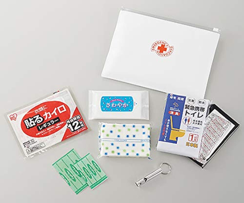 日本緑十字社 常備携帯用?帰宅困難者対策セット-1 380238