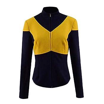 Unisex Jean Grey Dark Phoenix Jacket Costume Cosplay X-Men Suit Coat XXXL Male Coat