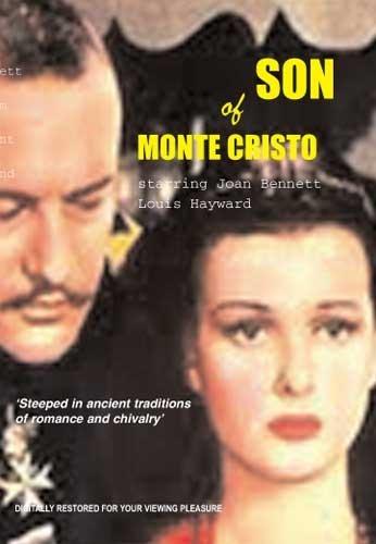 Son Of Monte Christo by Joan Bennett