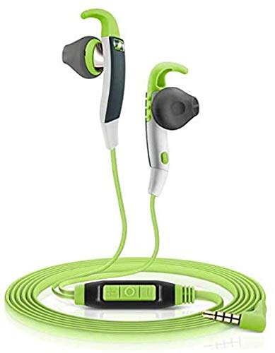 Sennheiser MX 686G In-Ear-Sportkopfhörer (Galaxy) grün/schwarz