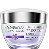 Avon Anew Clinical Lift and Firm Pressed Serum – for face, neck