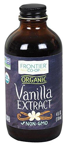 Frontier Organic Vanilla Extract