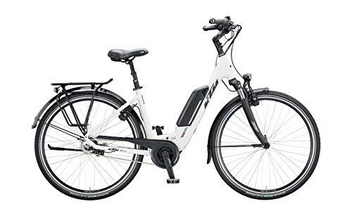 KTM Macina Central 8 RT Bosch Trekking bicicleta eléctrica 2020 (28