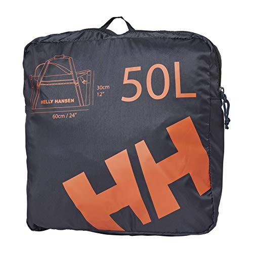 Helly Hansen HH Duffel Bag 2 50L Bolsa de Viaje, Adultos Unisex, 598 Navy (Azul), Talla Única