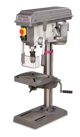 Optimum Tisch- und Säulenbohrmaschine OPTI B 23 PRO - 230V