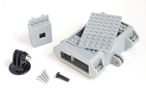 SmartiPi Kit - LEGO® Compatible Case for Raspberry Pi B+ / Pi 2 - Gray