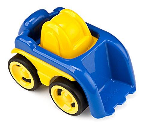 Miniland - 8227467 - Véhicule - Minimobil - Excavatrice - 18 cm