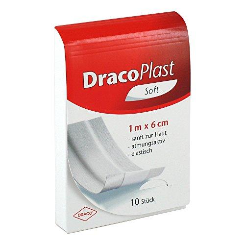 DRACOPLAST Soft Pflaster 6 cmx1 m 1 St