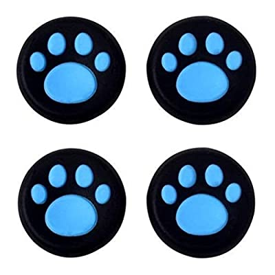 Silicone Thumb Stick Grip Cap Joystick Thumbsticks Caps Cover for PS4 PS3 Xbox One PS2 Xbox 360 Game Controllers