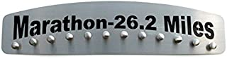 Marathon 26.2 Miles – Stainless Steel Medal Display by Blue Diamond