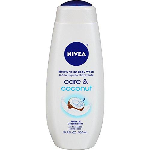Nivea Care & Coconut Moisturizing Body Wash