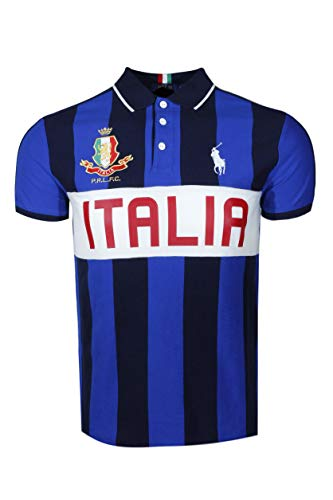 Polo Ralph Lauren Mens Custom Slim Fit Country Polo- Spring 2019