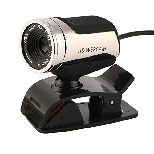 ATATMOUNT USB-Webcam Eingebautes Mikrofon Computer Peripheriegerät Live-Übertragung Webkamera Office-Videokonferenz Home-Video-Laptop-Kamera
