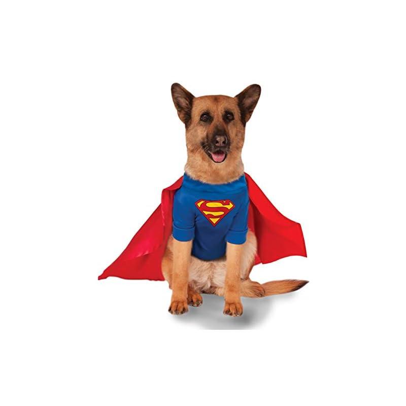 dog supplies online rubie's big dog superman dog costume