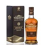 tomatin Distillery 18años 46% 1botella, 1er Pack (1x 700ml)