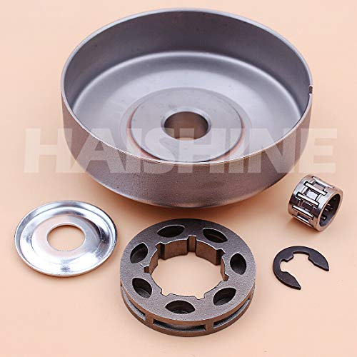 Replacement Parts for Huq Clutch Drum 3/8 Sprocket Kit for Stihl Ms291 Ms291C Ms 291 Chainsaw Rim Convert