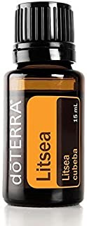 doTERRA, Litsea, Litsea cubeba, Pure Essential Oil, 15ml