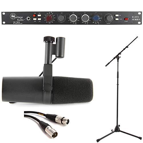 Shure HA73EQ + Shure SM7B Vocal Recording Package