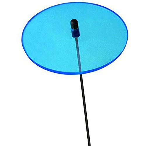Elliot Lichtzauber Scheibe Mini, 3 cm, blau