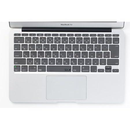 MS factory MacBook Air 11 キーボード カバー 日本語 JIS配列 Air11 インチ キーボードカバー RMC series クリア 透明 RMC-KEY-A1CL