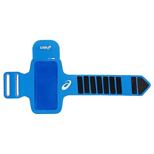 ASICS MP3 Brazalete, Unisex Adulto, Azul (Thunder Blue), Talla Única