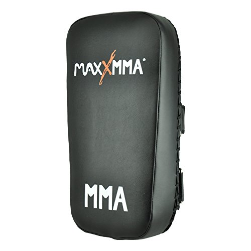 MaxxMMA MMA Thai Pad Training Kickboxing Muay Thai Shield (Single Unit)
