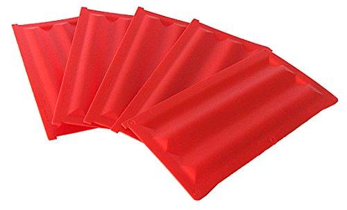 5X Einsteckfächer für Briefbehälter Typ 1, Postkiste, Postbehälter, Stapelbox