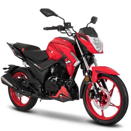 ITALIKA Motocicleta de Línea Z – Modelo 200Z
