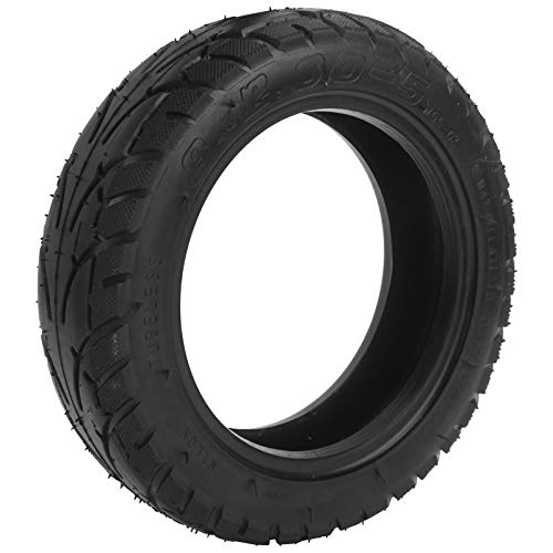 Kuuleyn Neumáticos del vacío de la Vespa, neumático sin cámara del neumático del vacío de la Rueda 8x2.00‑5 de la Vespa eléctrica de 8 Pulgadas