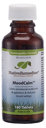 MoodCalm for Mood Swings & Emotional Balance Stress Relief Remedy