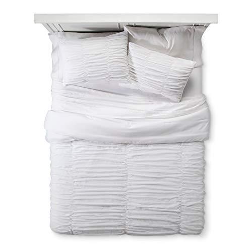 Xhilaration White Chambray Comforter Set(Twin/Twin XL) 2pc