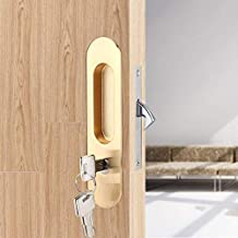 Best how to lock a pocket door with key Reviews